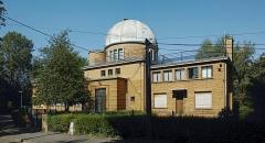 Observatoire de l'Institut de mathématiques appliquées et d'astronomie - Français:   L\'observatoire de l\'Institut de mathématiques appliquées et d\'astronomie de Lille.