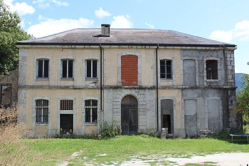 Photo du Monument Historique Château situé à Anglefort