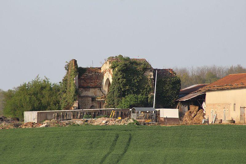 Photo du Monument Historique Chapelle d'Epaisse situé à Bâgé-la-Ville