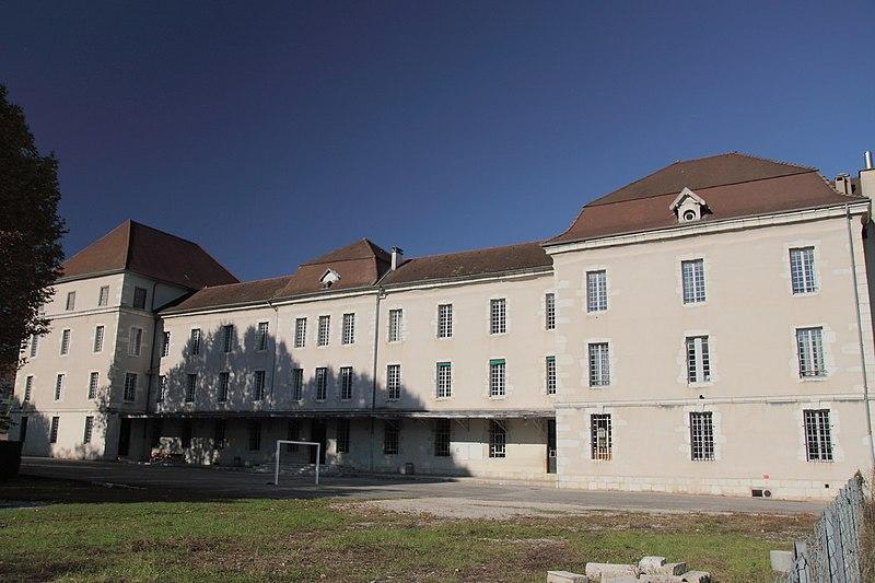Photo du Monument Historique Lycée Lamartine (anciennement collège de Belley) situé à Belley