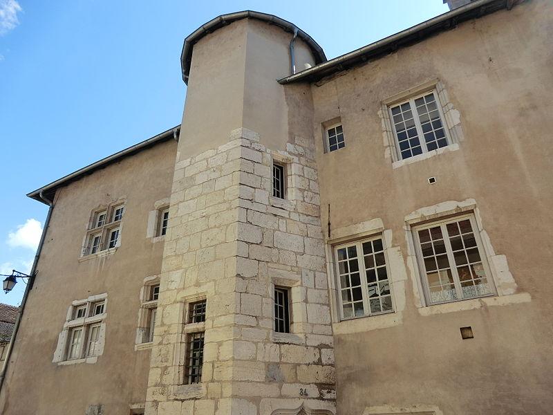 Photo du Monument Historique Maison May et ancien oratoire situé à Belley