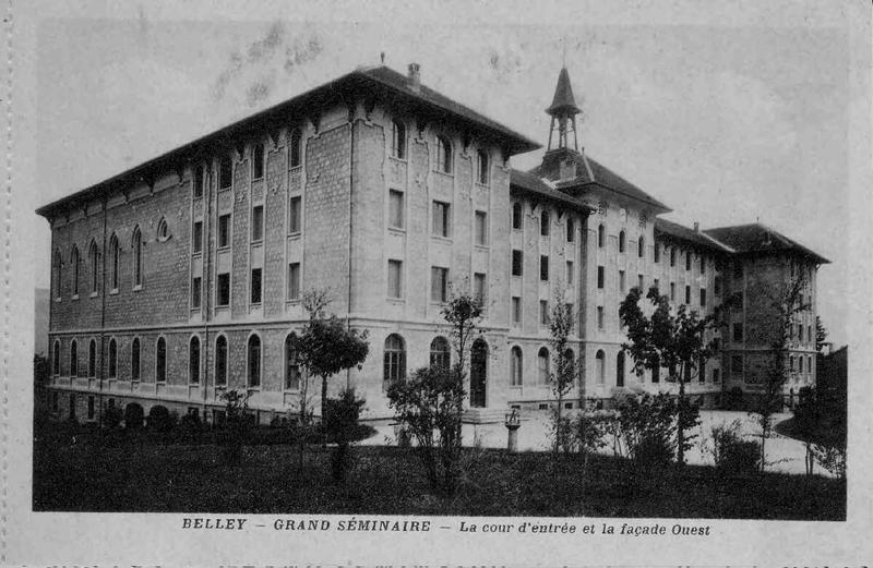Photo du Monument Historique Petit Séminaire situé à Belley