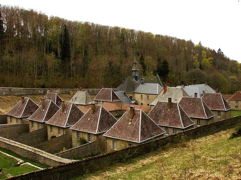 Photo du Monument Historique Chartreuse Sainte-Marie-des-Portes situé à Bénonces