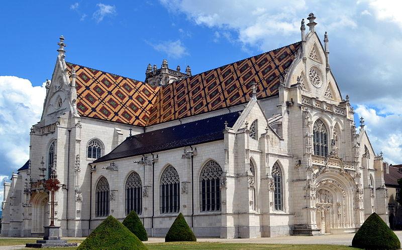Photo du Monument Historique Ancienne abbaye de Brou situé à Bourg-en-Bresse