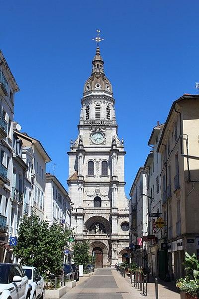 Photo du Monument Historique Eglise Notre-Dame situé à Bourg-en-Bresse