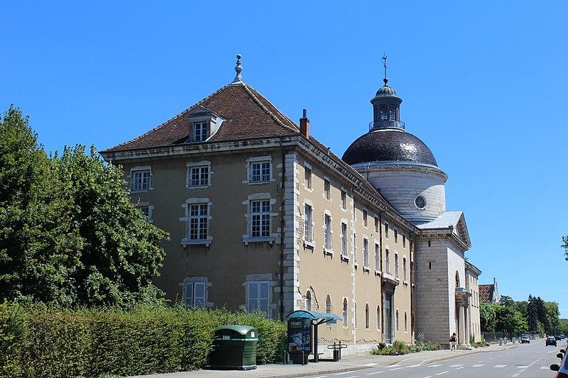 Photo du Monument Historique Hôpital situé à Bourg-en-Bresse