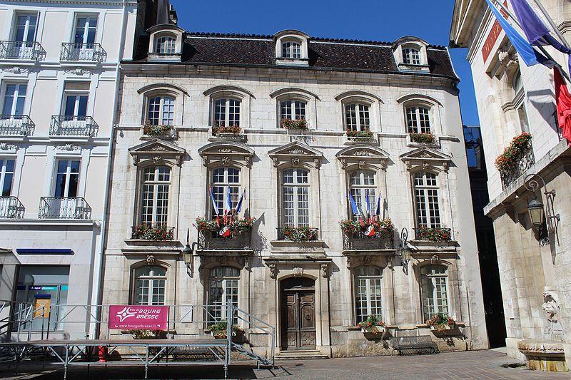 Photo du Monument Historique Immeuble situé à Bourg-en-Bresse