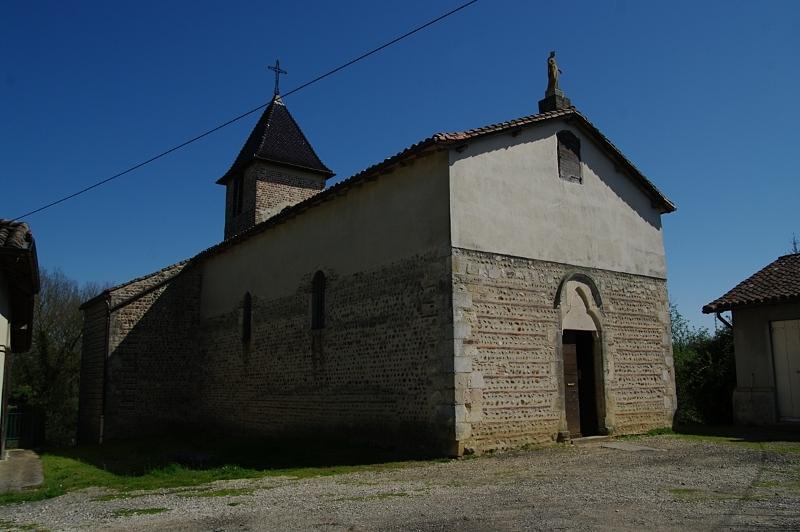 Photo du Monument Historique Chapelle de Beaumont situé à La Chapelle-du-Châtelard