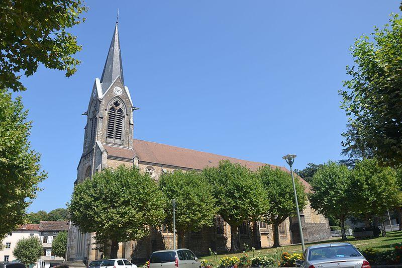 Photo du Monument Historique Eglise situé à Coligny