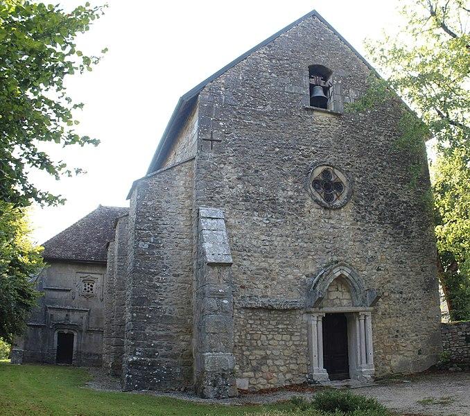 Photo du Monument Historique Eglise Saint-Sébastien situé à Conzieu
