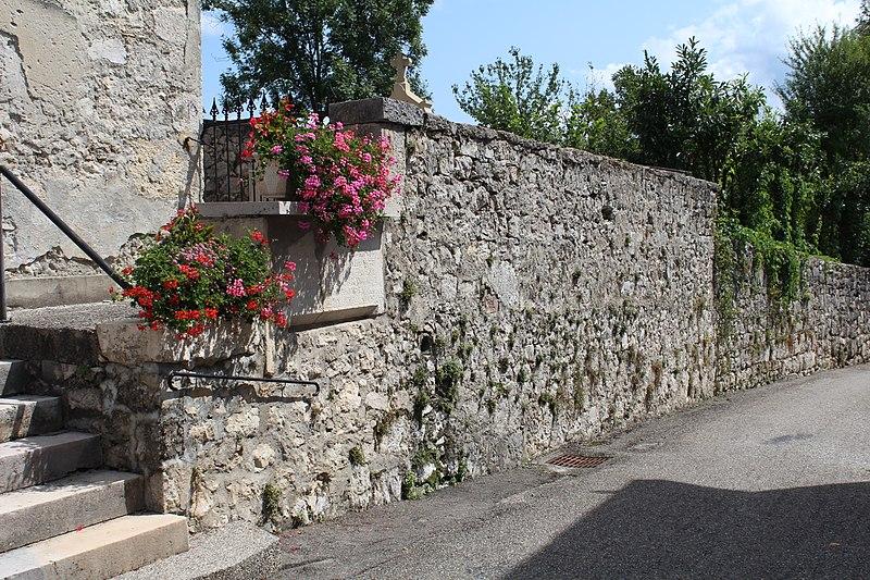 Photo du Monument Historique Maison Gallet situé à Lavours