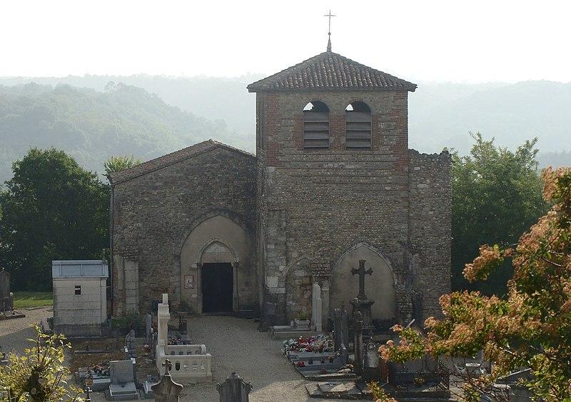 Photo du Monument Historique Chapelle Saint-Barthélémy situé à Montluel