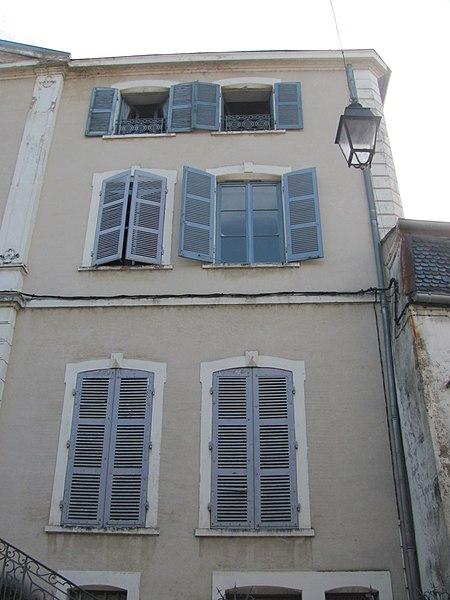 Photo du Monument Historique Maison situé à Montluel
