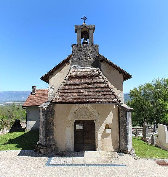 Photo du Monument Historique Eglise situé à Vongnes