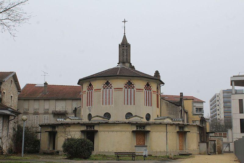 Photo du Monument Historique Chapelle Sainte-Madeleine situé à Bourg-en-Bresse