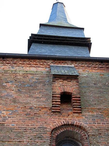 Photo du Monument Historique Eglise situé à Archon