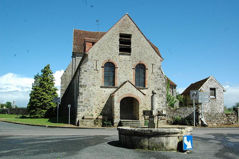 Photo du Monument Historique Eglise situé à Artonges