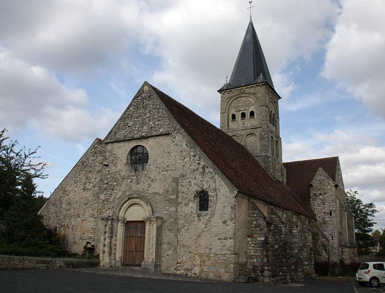 Photo du Monument Historique Eglise Saint-Félix situé à Azy-sur-Marne