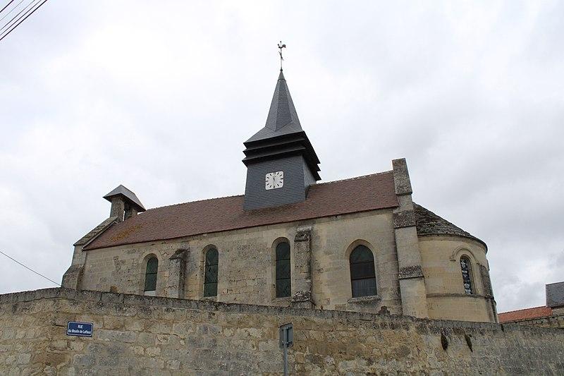 Photo du Monument Historique Chapelle Sainte-Marguerite situé à Bucy-le-Long