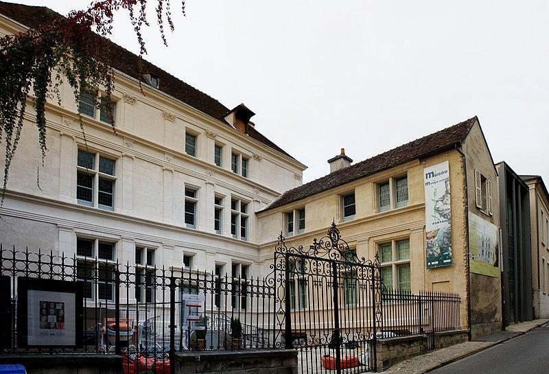 Photo du Monument Historique Maison de Jean de la Fontaine situé à Château-Thierry