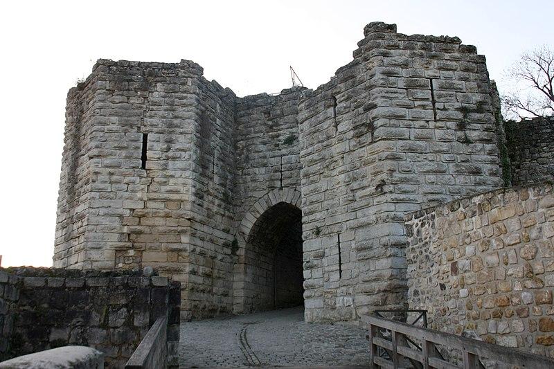 Photo du Monument Historique Porte Saint-Jean situé à Château-Thierry