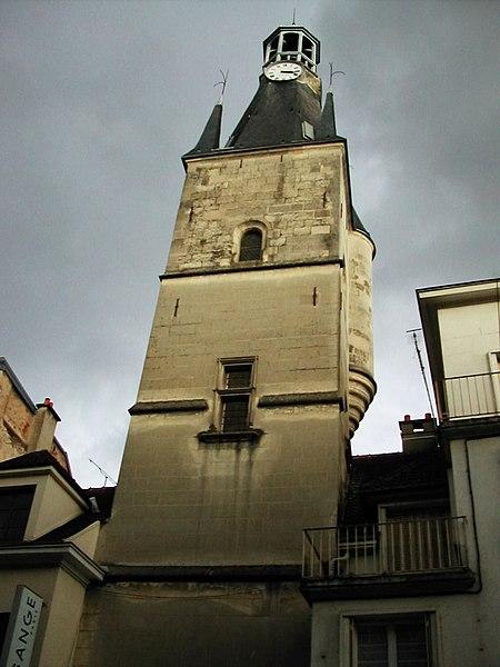 Photo du Monument Historique Tour Balhan situé à Château-Thierry