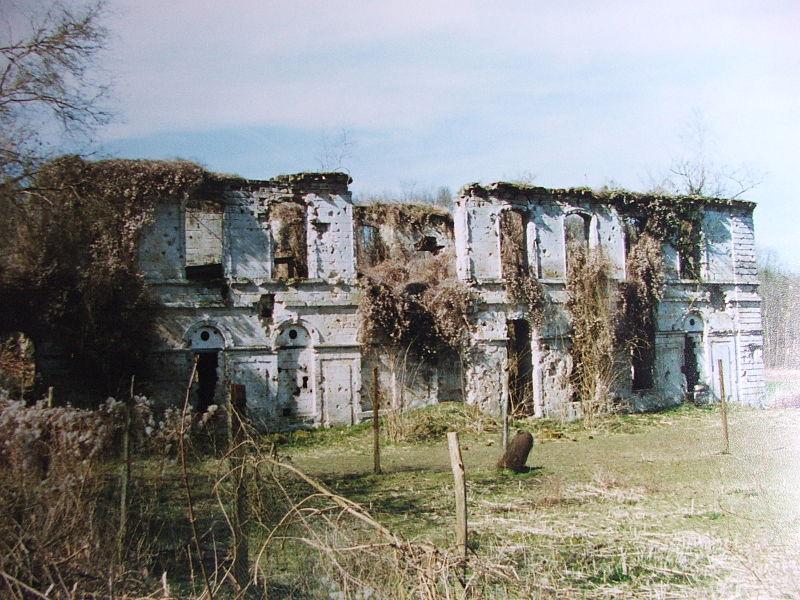 Photo du Monument Historique Ancienne abbaye Notre-Dame de Valsery situé à Coeuvres-et-Valsery