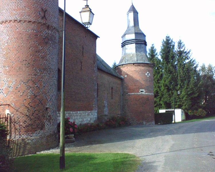 Photo du Monument Historique Eglise situé à Cuiry-lès-Iviers