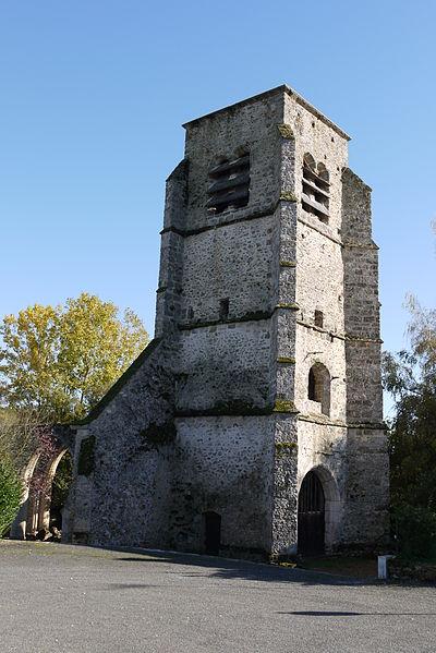 Photo du Monument Historique Eglise situé à L'Epine-aux-Bois
