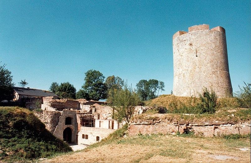 Photo du Monument Historique Ancien château fort de Guise situé à Guise
