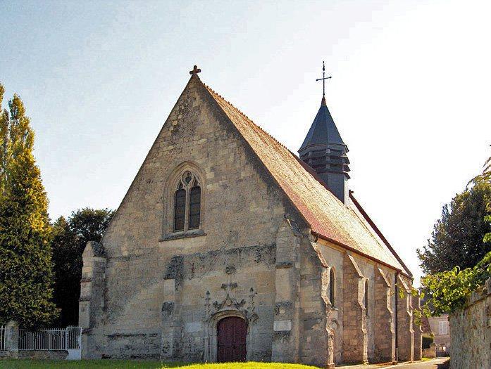 Photo du Monument Historique Eglise situé à Haramont