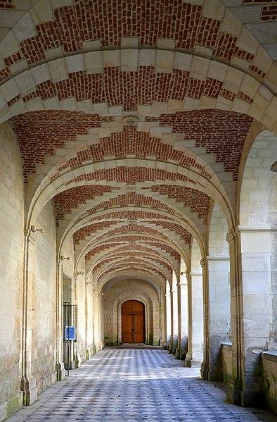 Photo du Monument Historique Ancienne abbaye de Saint-Martin situé à Laon