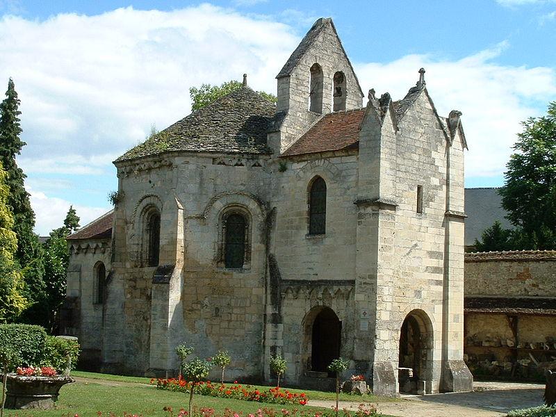 Photo du Monument Historique Chapelle des Templiers situé à Laon