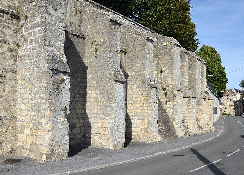 Photo du Monument Historique Ancienne église Notre-Dame-la-Profonde situé à Laon
