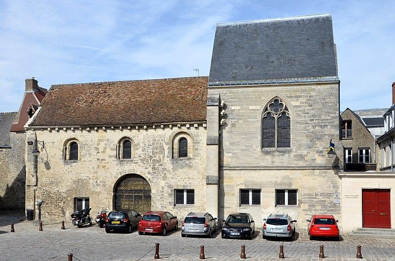 Photo du Monument Historique Ancienne église Saint-Martin-au-Parvis situé à Laon