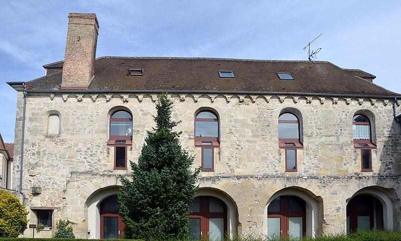 Photo du Monument Historique Ancienne église Saint-Pierre-au-Marché situé à Laon