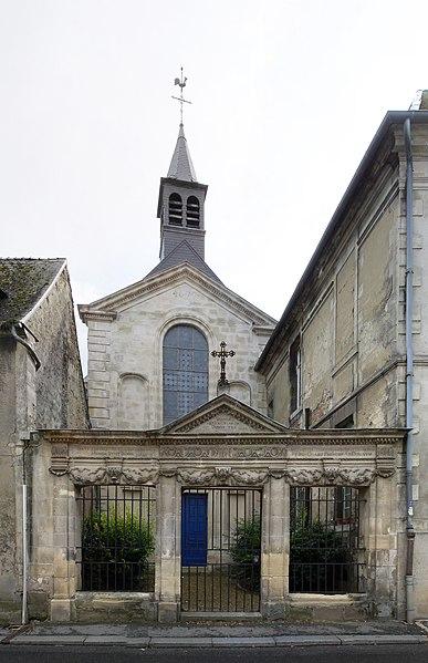 Photo du Monument Historique Ancien hôpital général situé à Laon