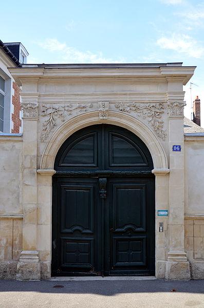 Photo du Monument Historique Maison situé à Laon