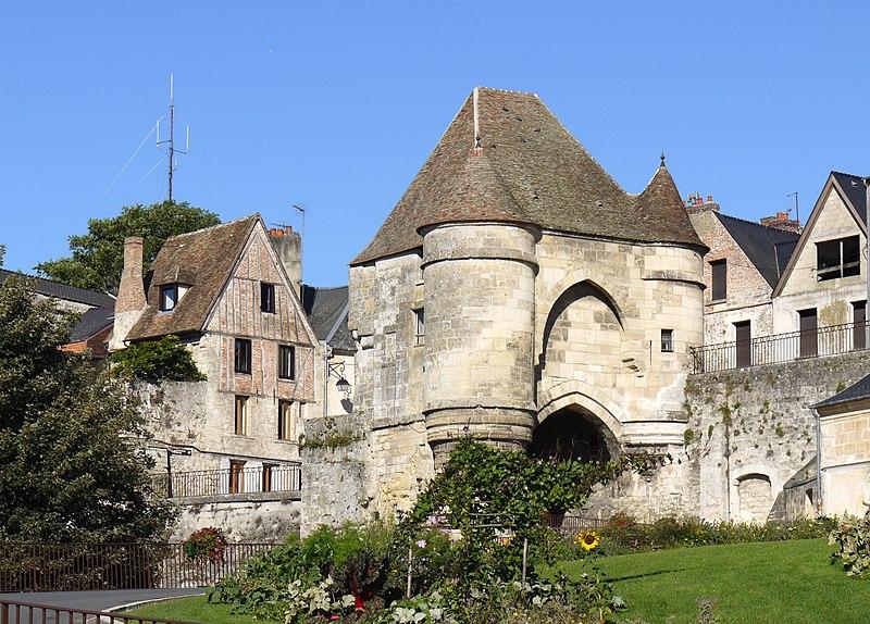 Photo du Monument Historique Porte d'Ardon situé à Laon