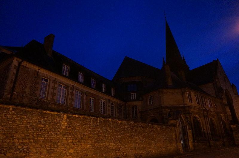 Photo du Monument Historique Presbytère situé à Liesse-Notre-Dame