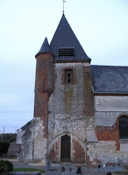 Photo du Monument Historique Eglise Notre-Dame-de-l'Espérance situé à Noircourt