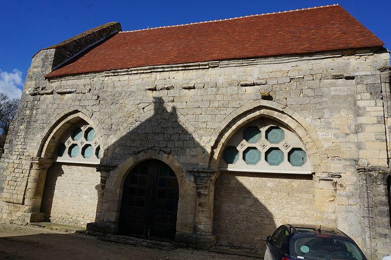 Photo du Monument Historique Ancien prieuré situé à Roucy