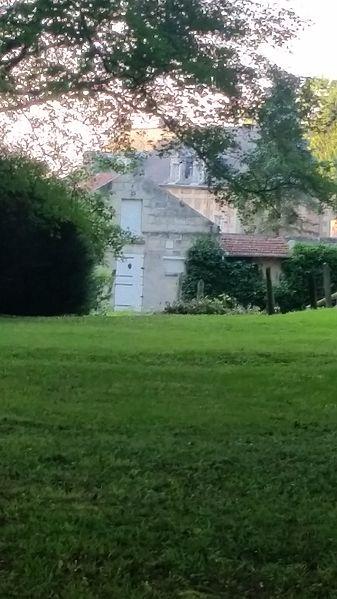 Photo du Monument Historique Ancienne verrerie de Charles-Fontaine situé à Saint-Gobain
