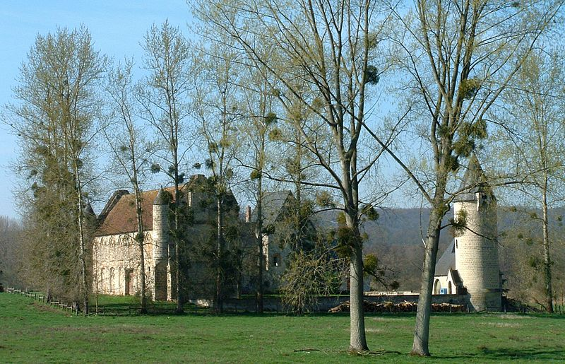 Photo du Monument Historique Ancienne abbaye du Tortoir situé à Saint-Nicolas-aux-Bois