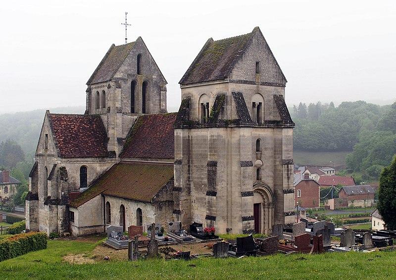 Photo du Monument Historique Eglise situé à Septvaux