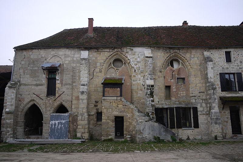 Photo du Monument Historique Prévôté de Favières situé à Sergy