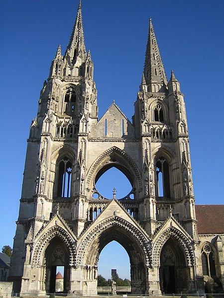 Photo du Monument Historique Ancienne abbaye de Saint-Jean-des-Vignes situé à Soissons