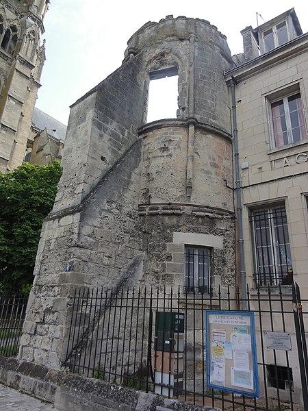 Photo du Monument Historique Ancien évêché situé à Soissons