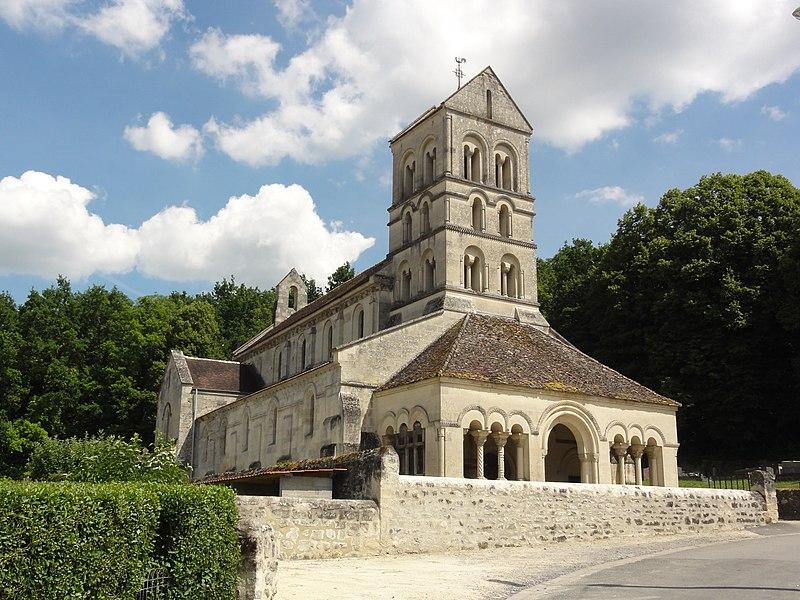 Photo du Monument Historique Eglise Notre-Dame situé à Urcel