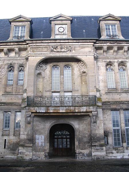 Photo du Monument Historique Château situé à Villers-Cotterêts